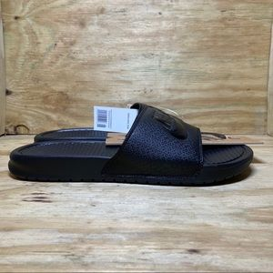 Nike Benassi JDI Slide Men's Triple Black